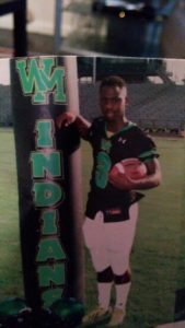 RB Jacobi Taylor (Photo courtesy of the Taylor family)
